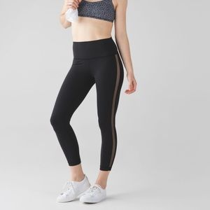Lululemon High Times Pant *Special Edition Mesh